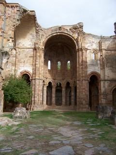 Cabecera transepto
