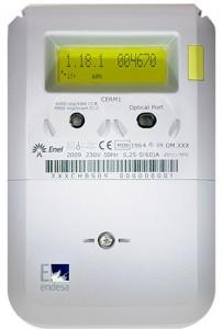 Contador eléctrico inteligente